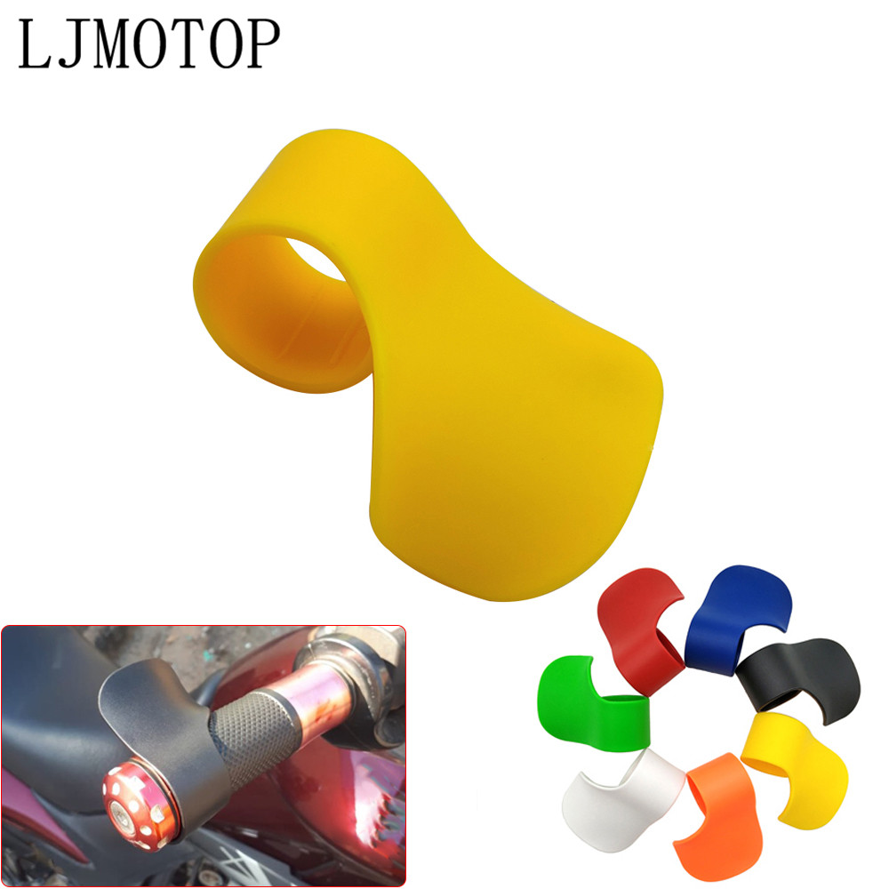 Motorcycle Throttle Assist Wrist Rest Cruise Control Grips Hand Booster For Honda CB190R Forza 300 CB400 SF CBR650 R GROM MSX125