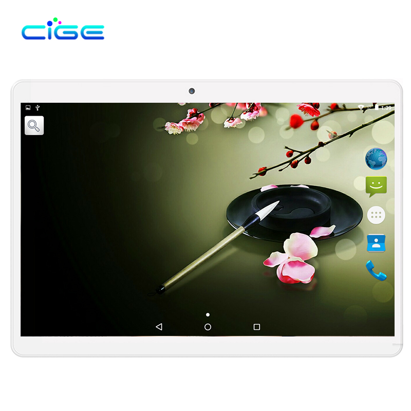 2018 Newest Free Shipping 9.6 inch Tablet PC MTK6582 Quad Core 4GB RAM 16GB ROM Android 4.4 GPS Phone 3G 1280*800 IPS Tablet 10 mijue m7 mtk6582 quad core android 4 2 2 wcdma bar phone w 5 0 ips 4gb rom gps otg black