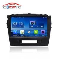 Free Shipping 10 2 Android 6 0 1 Car DVD Player For Suzuki Grand Vitara 2016
