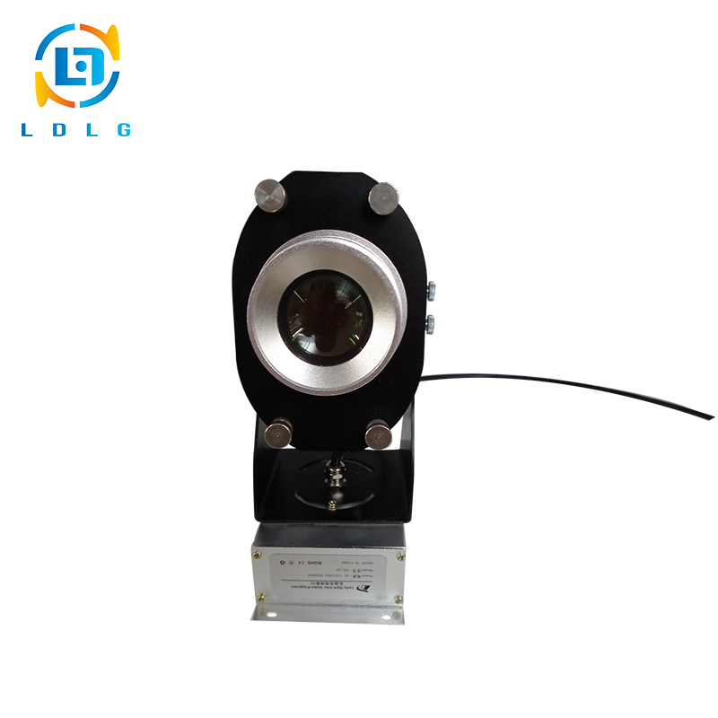 Clearance Sale Indoor Rotating Image Logo Light Projector Customized Arrow 30W LED Gobo Projector Light with 1pc One Color Gobo