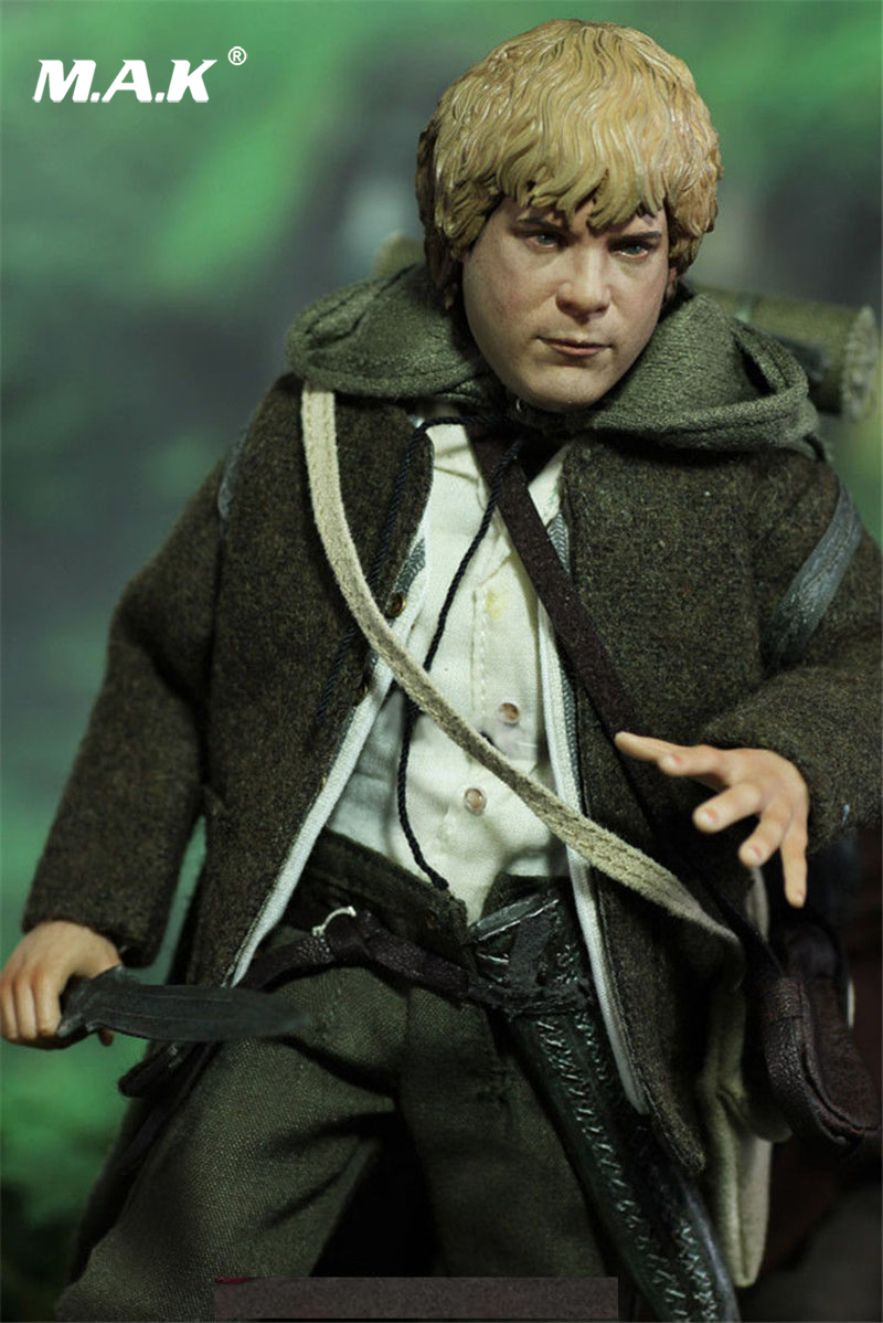 1:6 Scale LOTR015S Samwise Gamgee The Lord of the Rings Action Figure for Collection 1 6 scale full set soldier the lord of the rings elven prince legolas action figure toys model for collections