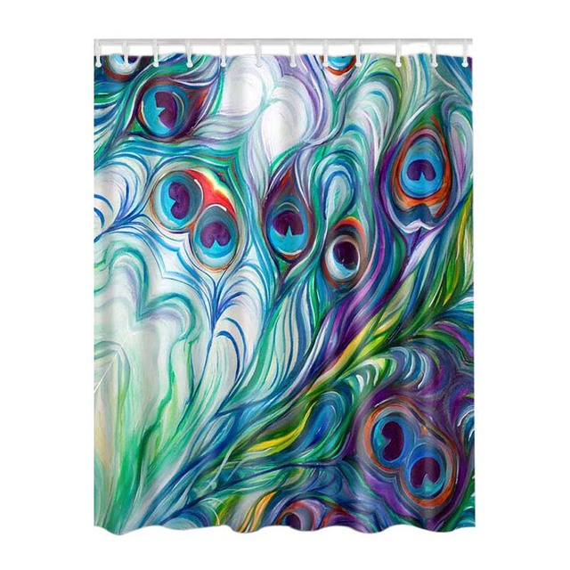 Beau 3D Shower Curtains Decor Collection Nautical Colorful Seascape Picture  Print Bathroom Set Fabric Shower Curtain With