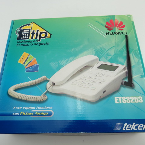 Huawei ETS3253 GSM Fixed Wireless Terminal Business Office Desk Phone Unlocked