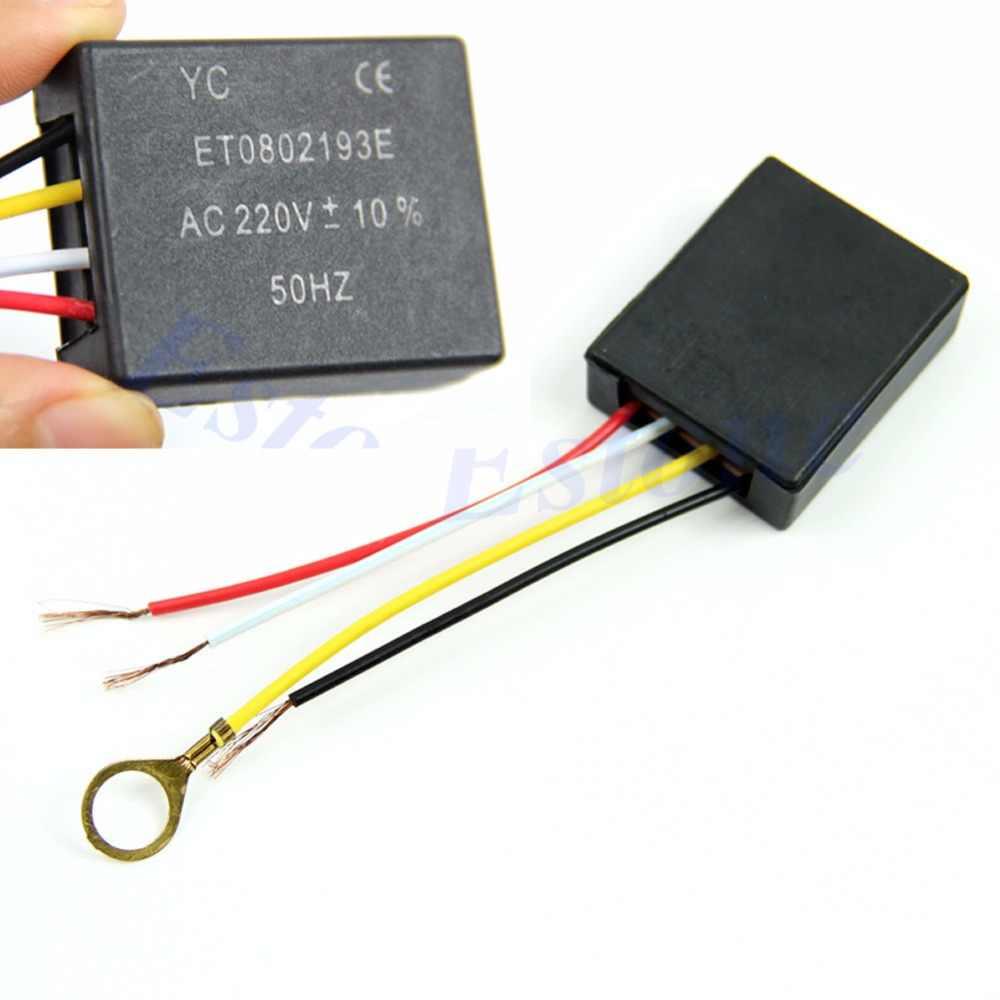 AC 220V 50HZ Hi Q новый Настольный светильник запчасти датчик включения/выключения