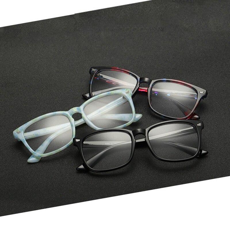 Hot günstige Fashion Square Herren Optische lesung Brillen Rahmen ...