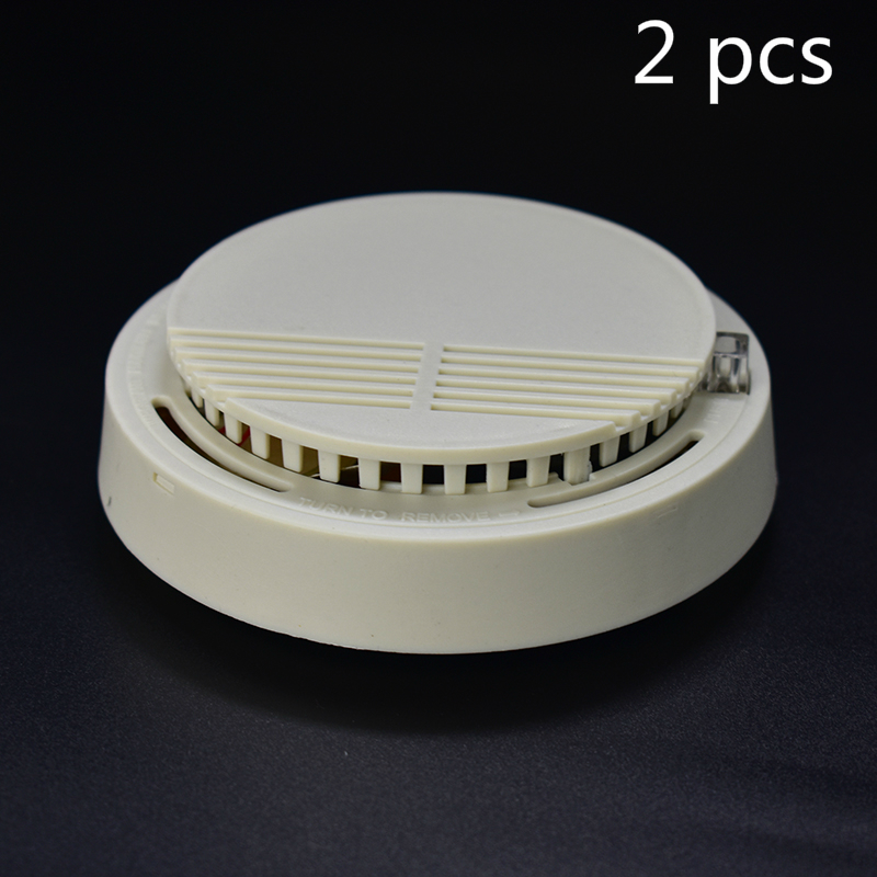 10pcs Sensor Sensitive Photoelectric Home Independent Alarm Smoke Detector Fire Alarm Alone Sensor For Family Guard Back To Search Resultssecurity & Protection Smoke Detector