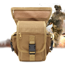 Men Travel Waist Bag Small Military Tactical Breathable Sports Waterproof Outdoor Fishing Bag Camping Hiking Trekking Bag D30 canvas multi layer hiking trekking bag tactical military men sports and climbing waist bag new outdoor bum hip bag