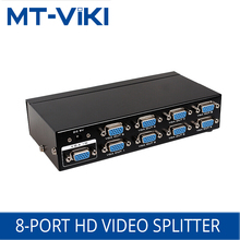 Video-Splitter MT-VIKI Projection 8-Port HD Suitable-For MT-3508 1-Input-8 Malls Output-Display