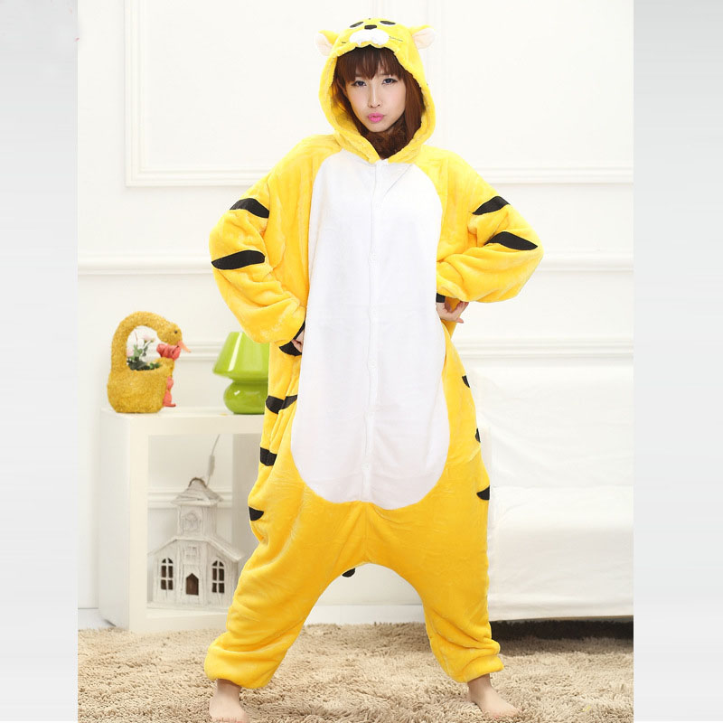 tiger kigurumi for adult