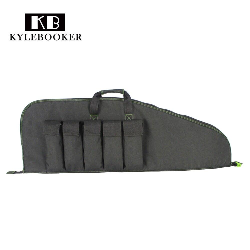 38/42 pouces pistolet étui mallette à fusil chasse pistolet sac Airsoft étui épaule fusil sac magazine accessoire sac de transport