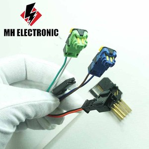 Image 3 - MH elektronik değiştirme döngü tel 8200216462 8200216459 8200480340 8200216454 Renault Megane II için 3 5 portes Megane II mola