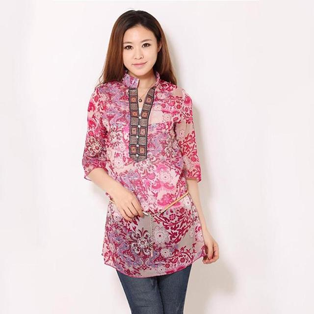 Новая коллекция блузки