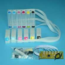 6 color Continuous Ink Supply System with Chip Decoder for Epson PP100 CISS