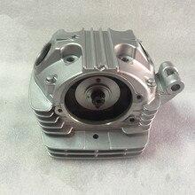 CB125 CDI двигатель мотоцикла Головка блока цилиндров в сборе с кулачком коромысла головки блока цилиндров комплект