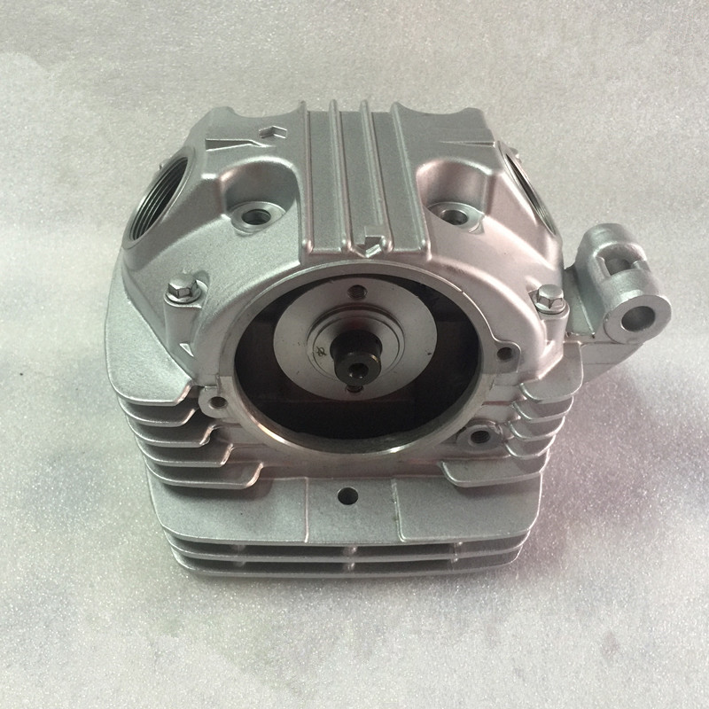 CB125 CDI Motorcycle <font><b>Engine</b></font> Cylinder Head Assy With Cam Rocker Cylinder Head Kit image