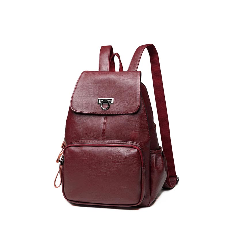 2018 new shoulder bag Europe and the United States simple fashion trend leisure joker backpack bag gzl 2017 female backpack europe and the united states simple style fashion backpack college backpack bucket bag leisure package