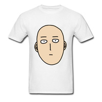 One Punch Man T Shirt Anime 3D Digital Printing 100 Combed Cotton T Shirts For Student