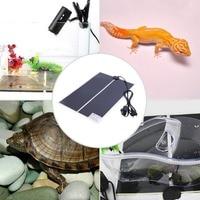 IR 20W Adjustable Temperature Heating Pad Mat for Reptile Amphibian Pet Brand New