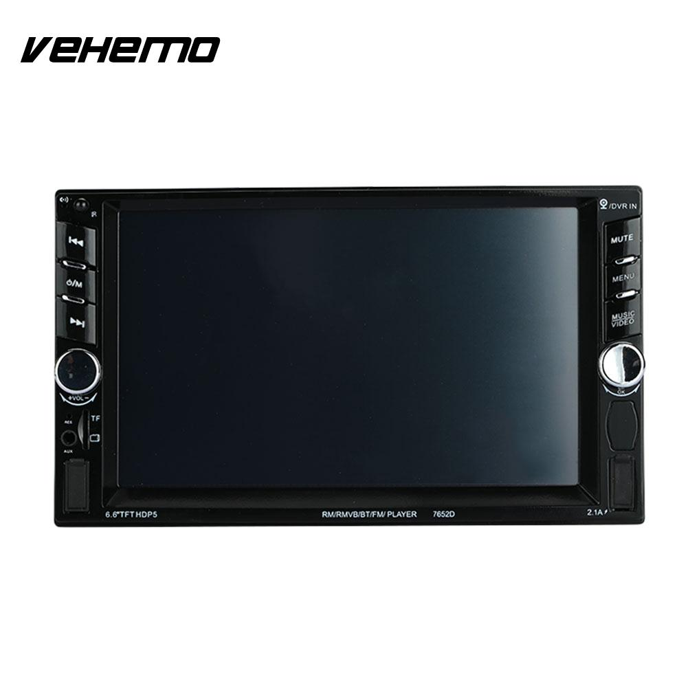 Vehemo Car MP5 Touch Screen MP5 Player TF Smart Universal For Chevrolet Cruze Aveo Captiva Lacetti Mazda 3 6 2 Mitsubishi ASX u022 uni t utd2052cex digital storage oscilloscope 2 channels 50mhz 1gs s