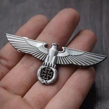 89e1f2175 Najwyższej jakości ii wojny światowej niemieckie godło orła niemcy medal  opaska na ramię naszywka żelazny krzyż