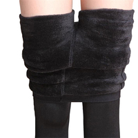Brand New Women S Autumn And Winter Legging Thermal Trousers Step Pant Elastic With High Waist
