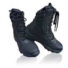 Military boots men Combat Outdoor Shoes