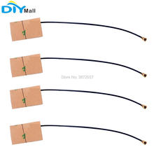 4pcs/lot 433MHz FPC Antenna 5dbi IPEX Interface for Ra-02 Lora Module LoRa32u4 Development Board