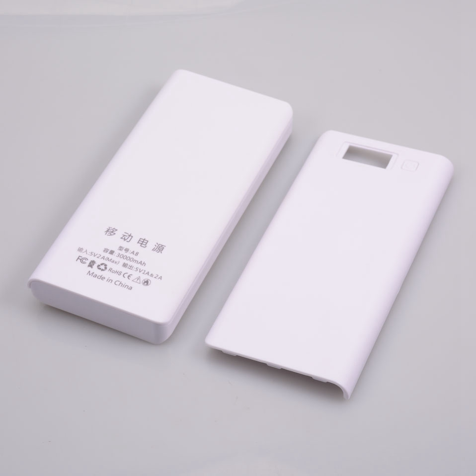 WHAY 5V USB 818650 No Battery Power Bank Shell Case Mobile Phone Charger Box DIY Poverbank For iPhone Xiaomi Pover(No Battery) (3)
