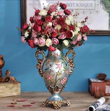 European table resin vase living room home decoration