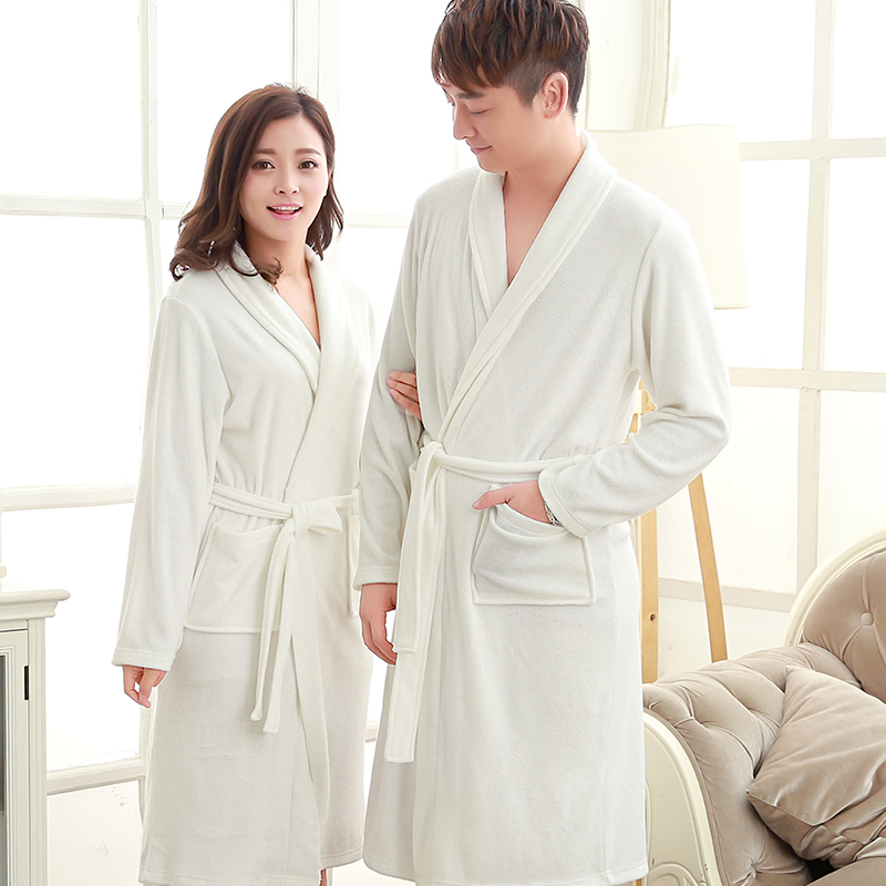 New Arrival Womens Long Kimono Towel Bath Robe Women Sexy Plus ...