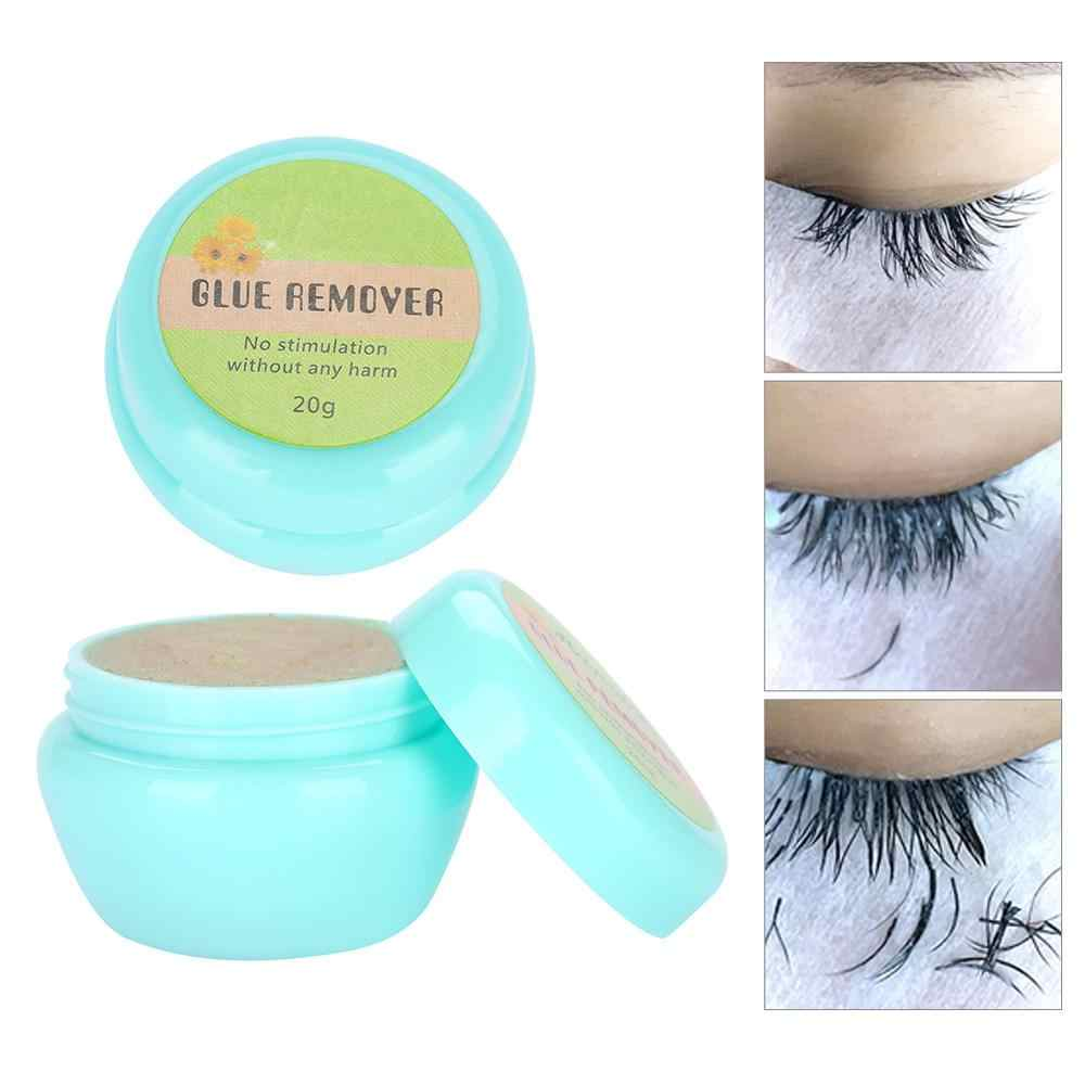 20g Eyelash Extension Glue Remover Pleasant Smell Works Perfectly Removes Quickly False Lashes Grafting Adhesive Removing Cream