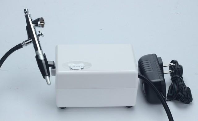 NUEVO Spray de Oxígeno O2 Inyección Inyectar Agua Hidratar Jet Dispositivo Belleza Limpieza cuidado de la piel contra el envejecimiento anti arrugas de La Máquina