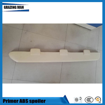 ABS Primer Unpainted color Rear Spoiler Fit For land Cruiser 2 doors
