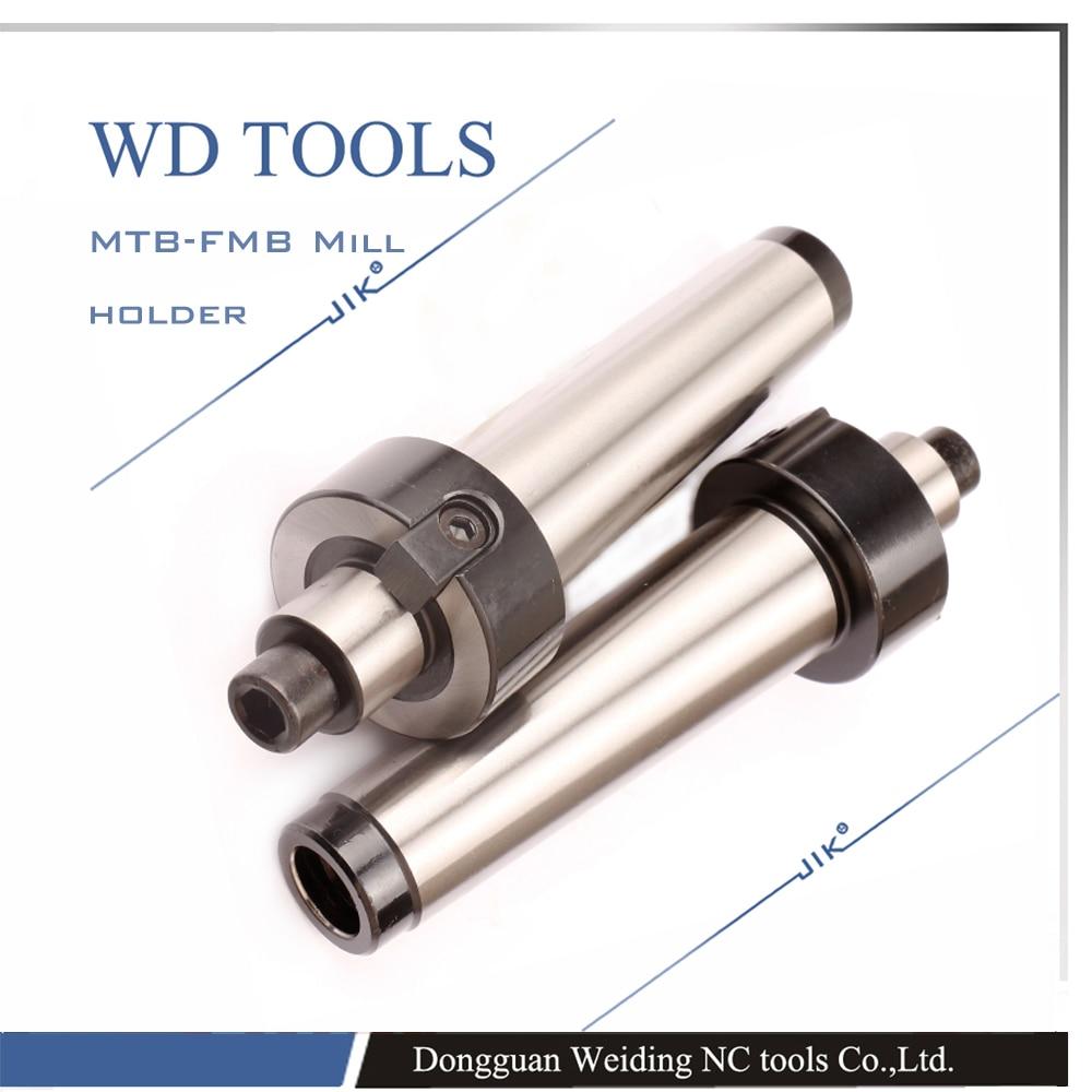 MTB3 MT4 FMB22 FMB27 FMB40 CNC Milling face mill Tool Holder quickly change m16 bt40 fmb22 45l face endmill holder shell end mill arbor cnc milling new
