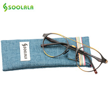 SOOLALA New Women Cat Eye Reading Glasses Anti-fatigue Radiation Resistant Glasses Reader Presbyopic Eyeglasses Vintage Eyewear