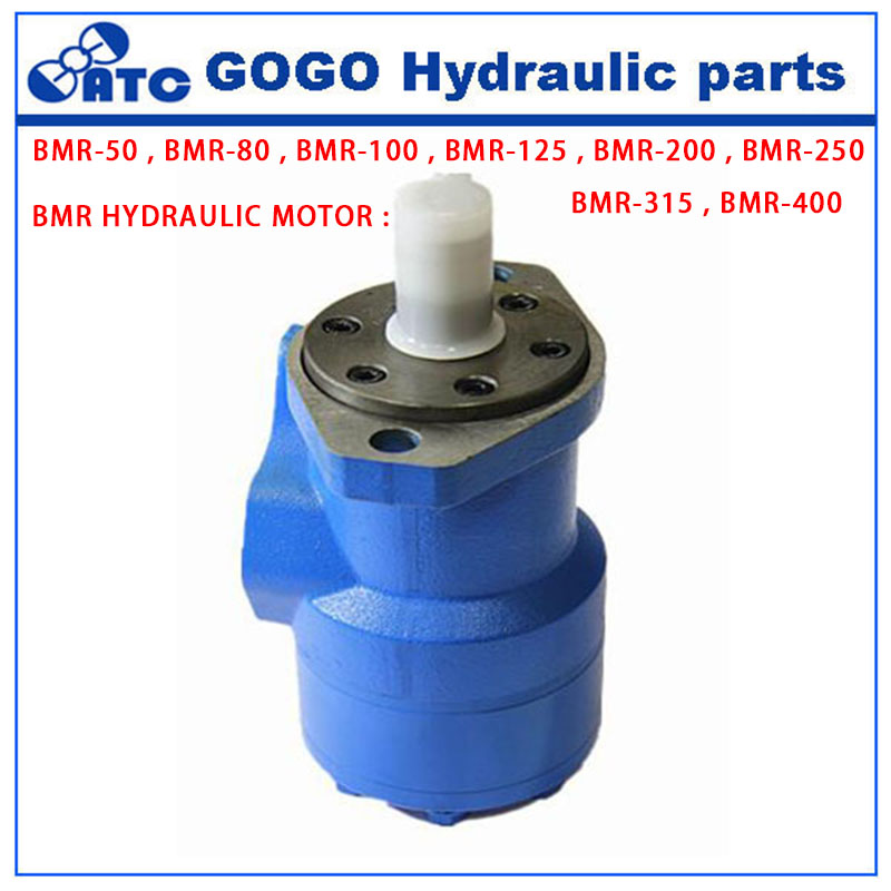Image 4 - BMR Axial Distribution Type hydraulic motor low speed high torque BMR series hydraulic gerotor motor-in Pumps from Home Improvement