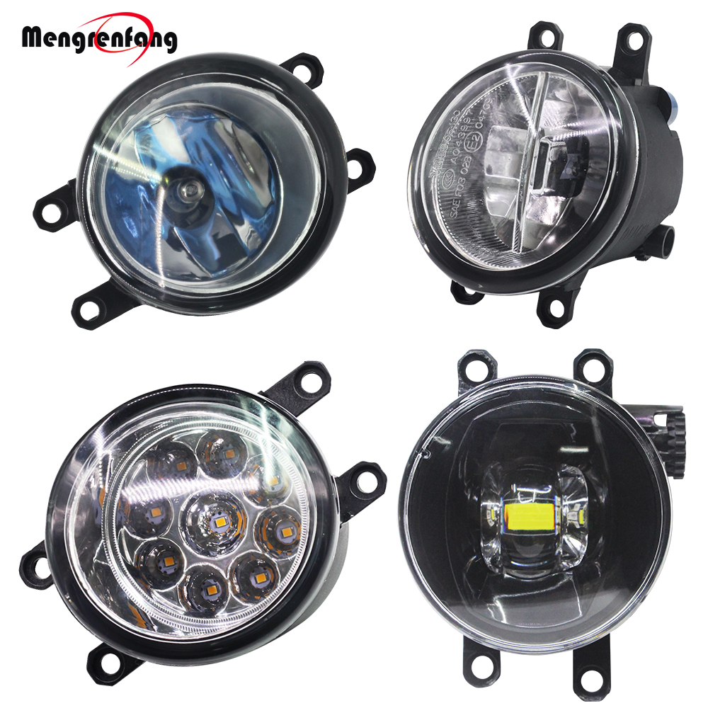 H4 Led Driving Lights Blue Headlights Accessories For Toyota Corolla Tacoma RAV4