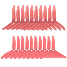10 Pairs GEPRC 5040 5in 3-Blade Propeller Triblade Props for FPV Racing Quadcopter QAV210 250 Drone(China)