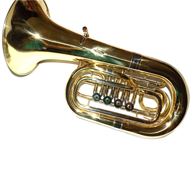 Bub Junior Tuba 4 Βαλβίδες Ύψος 612 χιλιοστά - Μουσικά όργανα - Φωτογραφία 5