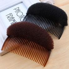 Hot Magic Fluffy Hair Clip Princess Headwear Wedding Comb Women Accessories