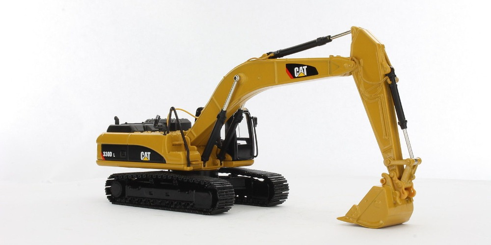 Norscot 1:50 Caterpillar CAT 330D L Engineering Machinery Hydraulic Excavator With Metal Track Diecast Model 55199 DecorationNorscot 1:50 Caterpillar CAT 330D L Engineering Machinery Hydraulic Excavator With Metal Track Diecast Model 55199 Decoration