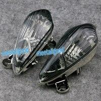 Motorcycle Turn Signals Light Lamp Indicator Lens Cover Housing Shell For Honda CBR 1000RR 2008 2009 Pair