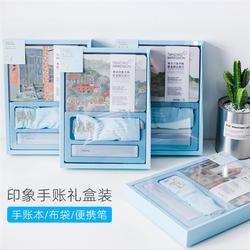Ханчжоу впечатление набор блокнотов руководство творческий Дневник Студент тетрадь