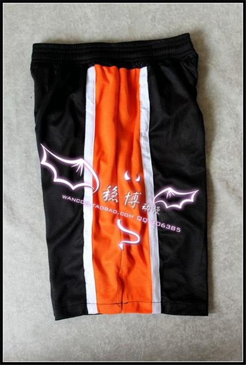 Ny ankomst Haikyuu !! Karasuno Gymnasium Volleyballklubb Tobio - Kostymer - Bilde 5