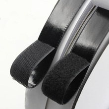10M*2 Hook and Loop Fastener, Self Adhesive Sticky Tape, Heavy Duty Tape Reusable Double Sided 20mm