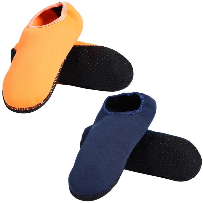 New Outdoor Anti-skid Water Shoes Unisex Summer Beach  Scuba Swimming Surfing Socks Water Sports Shoes Water Shoes Aqua Shoes