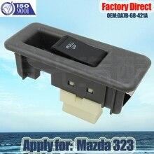 Factory Direct Auto Power Window Control Switch apply For Mazda 323 power window switch GA7B-68-421A