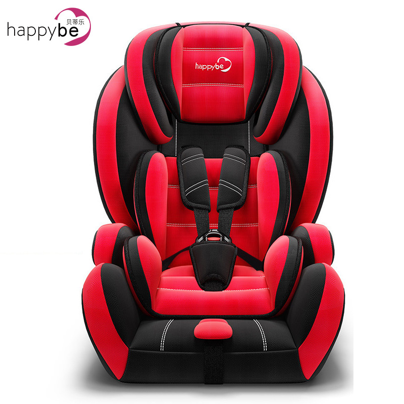 Child Safety Car Seat Newborn Baby Car Booster Seat Safety Chair Adjustable Sitting Lying Five Point Harness for Kids Car Safety