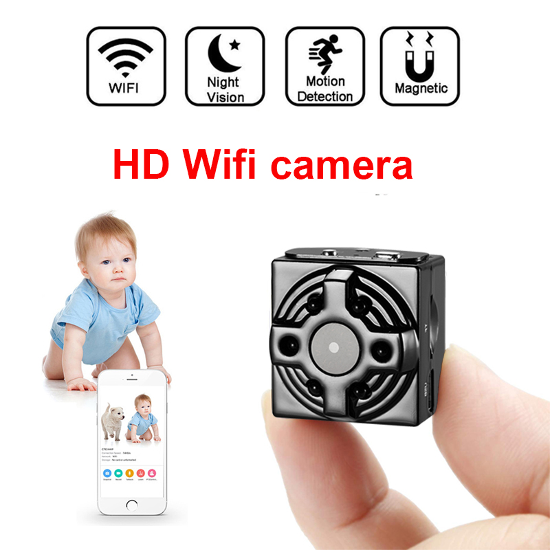 Wifi Mini Camera Wireless 1080P Night Vision MINI Camcorder Micro Camera Home Security cam Video Recorder with Motion Detection все цены