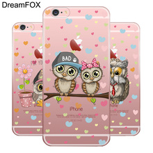L574 Cute Owl Soft TPU Silicone Case Cover For Apple iPhone 11 Pro XR XS Max 8 X 7 6 6S Plus 5 5S SE 5C 4 4S